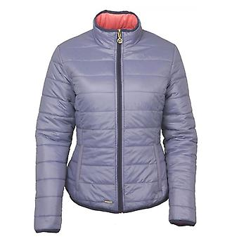 Toggi Annalise Ladies Reversible Padded Jacket Light Diesel/Pink