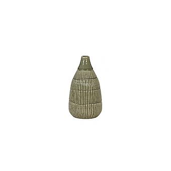 Light & Living Vase Deco Ø16,5X31 Cm Peleda Light Grey