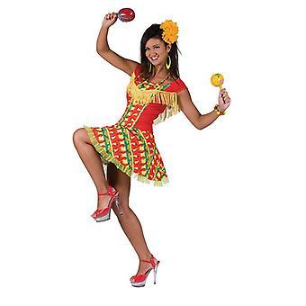 布诺夫墨西哥女士服装礼服