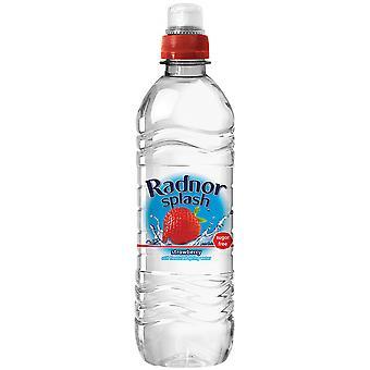 Radnor Splash Strawberry