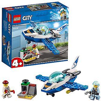 Lego City 60206 Police Sky Police Jet Patrol Playset