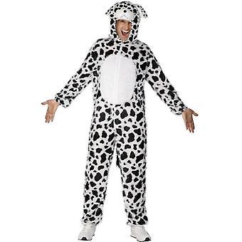 Dalmatische kostuum.  Borst 38
