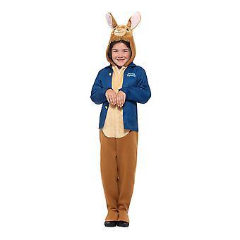 Peter Rabbit Costume de luxe, film de pierre lapin, grand âge 10-12