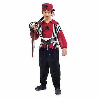Piratenjunge Shanks Kinderkostüm Seeräuber Jungen Kostüm