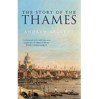 Historien om Themsen av Andrew Sargent - 9781445611945 bok