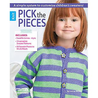 Choisissez les morceaux - un système simple pour personnaliser des chandails pour enfants! par