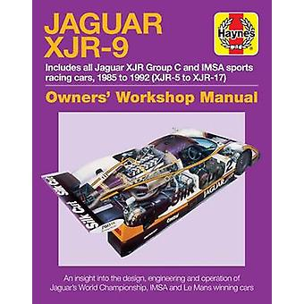 Jaguar XJR-9 ägare verkstadshandbok - 1985 till 1992 av Michael bomull-