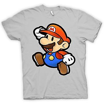 Mens T-shirt - Super Mario - Gamer