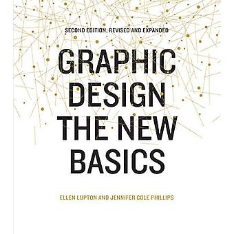 Design graphique - les nouvelles bases (révisé et mis à jour ed) par Ellen Lupt