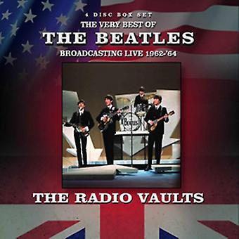 Radio Vaults - Best of The Beatles Broadcasting Live (3CD & DVD) by The Beatles