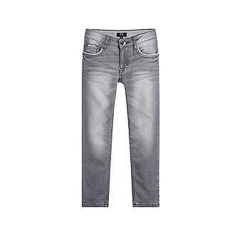Boss Hugo Boss Boys Light Grey Skinny Fit Jean