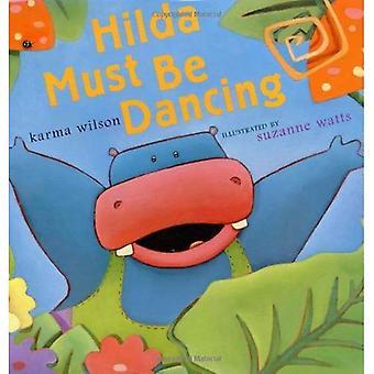 Hilda Must dansar