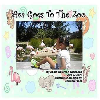 Ava Goes to the Zoo