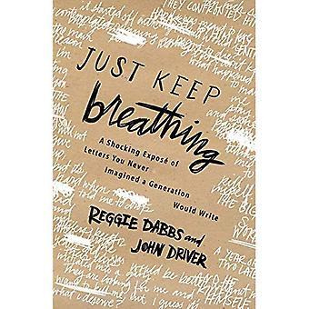 Continue respirando