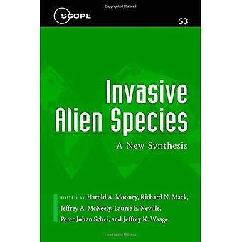 Invasive Alien Species: A New Synthesis (Scope Series)