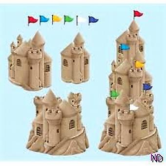 Sandcastle estirpare decorazione