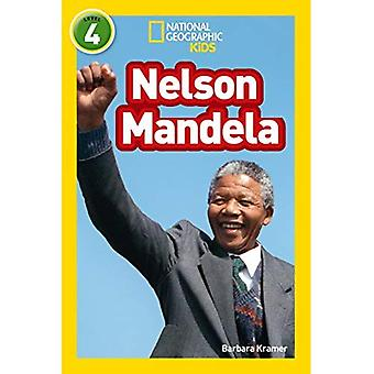 Nelson Mandela: Nivå 4 (nationella geografiska läsare) (nationella geografiska läsare)