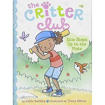 Ellie Steps Up to the Plate (Critter Club)