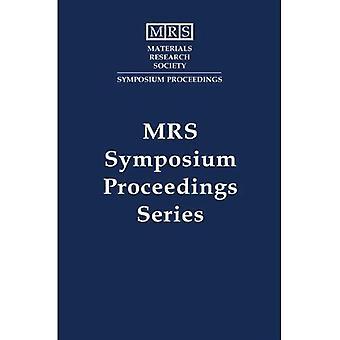 Amorphous Silicon Technology� 1994: Volume 336 (MRS Proceedings)