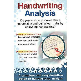 Handwriting Analysis by Vijaya Kumar