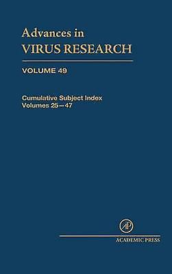 Cumulative Subject Index by Maramorsch & Karl