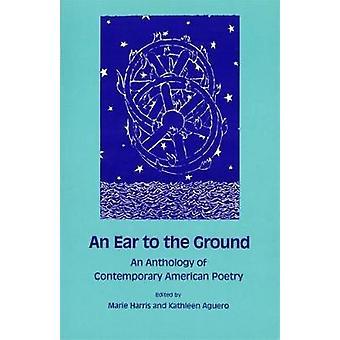 Un orecchio all'antologia della poesia americana di Harris & Marie GroundAn