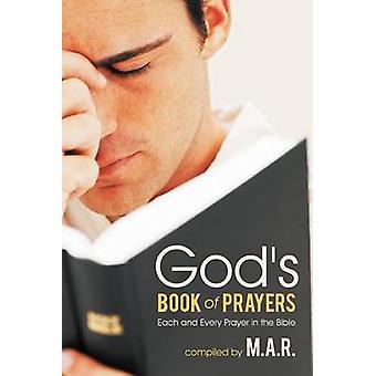 Livro deuses de orações cada oração na Bíblia por M. a. R.