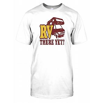 RV There Yet Mens T Shirt