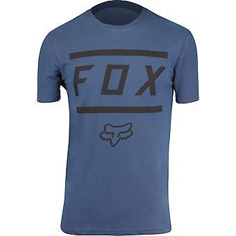 Fox Racing Mens Listless Airline SS T-Shirt - Navy/Black