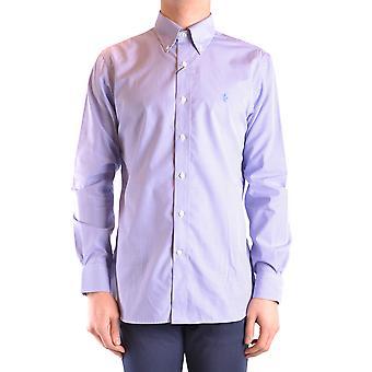 Ralph Lauren Light Blue Cotton Shirt