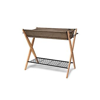 Mobile raised bed planting table herbal bed for balconies and terraces