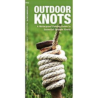 Outdoor Knots: A Waterproof� Guide to Essential Outdoor� Knots (Outdoor Essentials Skills Guide)