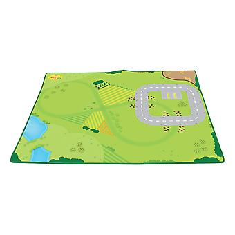 Bigjigs Rail Rail Play Mat