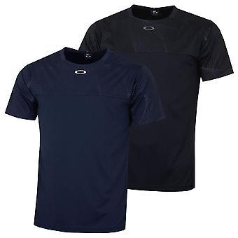 Oakley mens 2019 mejorar Slant SS Crew gráfico 9,0 camiseta