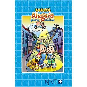 Biblia Alegria Para Ninos-NVI by Zondervan - 9781563207303 Book