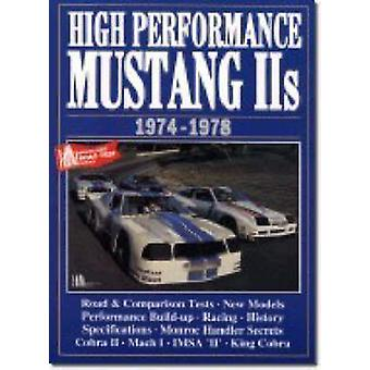 Mustang II High Performance 1974-78 (New edition) by R. M. Clarke - 9
