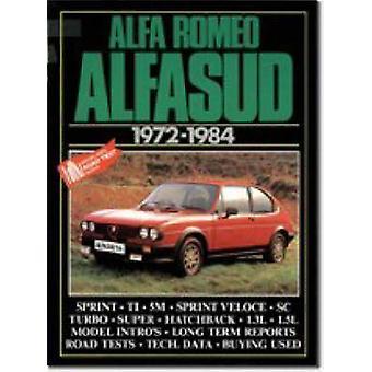 Alfa Romeo Alfasud - 1972-84 - Road and Comparison Tests - Model Intro