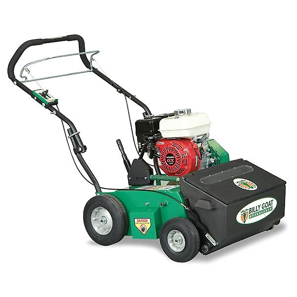 Billy Goat OS552H Petrol Push Overseeder With Auto Drop