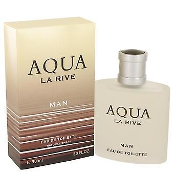 La Rive Aqua Eau De Toilette Spray By La Rive 90 ml