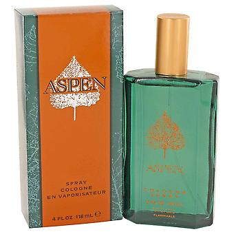 ASPEN by Coty Cologne Spray 4 oz / 120 ml (Men)
