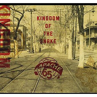Apache 65 - Kingdom of the Snake [CD] USA import
