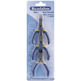 Beadalon Mini Tool Kit 3 Pieces 203K030