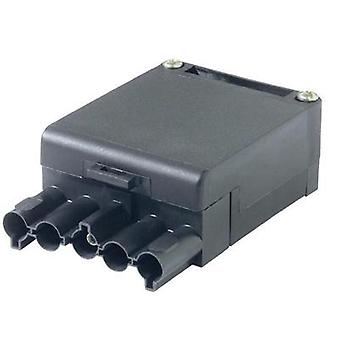 Wieland 93.731.4553.0 Compact Connector Black