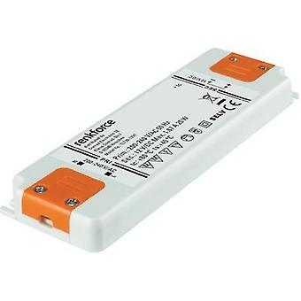 LED transformer Constant voltage Renkforce 0.5 up to 20 W 1