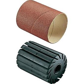 Sanding sleeve incl. receptacle Grit size 80 (Ø) 60 mm