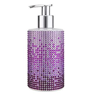 Vivian gray liquid soap sundown purple diamonds 250ml