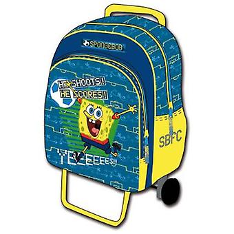 CPA Removable carriage SpongeBob (Toys , School Zone , Backpacks)
