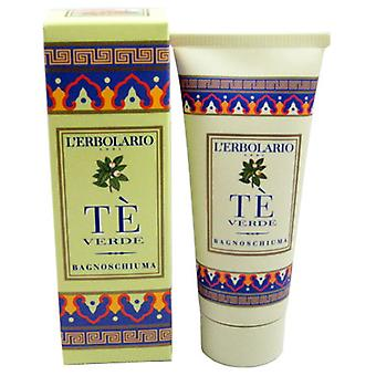 L'Erbolario Green Tea Bath Gel 250 ml