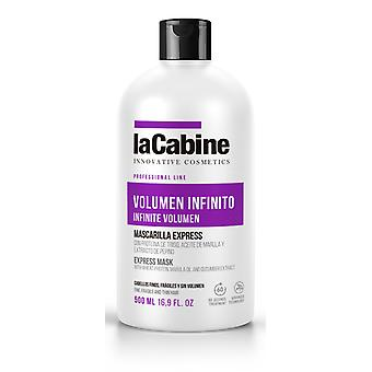 La Cabine Volume Express Mask 500 Ml (Woman , Hair Care , Conditioners and masks)