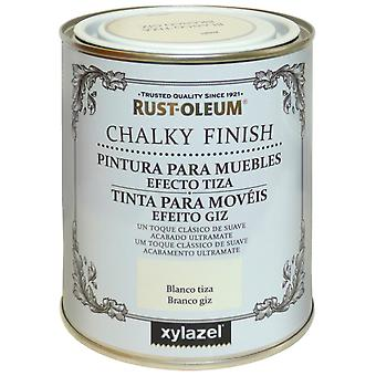 Xylazel Rustoleum Chalky Finish Furniture Green Sage 750